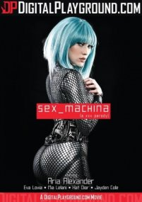 Секс машина: XXX Пародия / Sex Machina: A XXX Parody