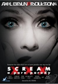 Крик ХХХ: Порно Пародия / Scream XXX: A Porn Parody
