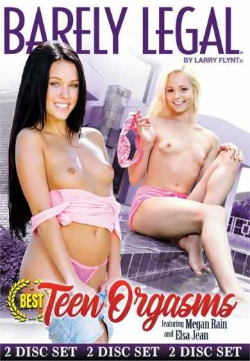 Barely Legal: Best Teen Orgasms