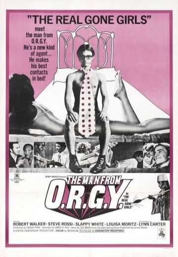 The Man from O.R.G.Y. (1970)