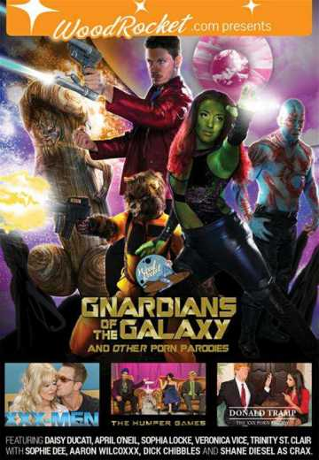 Gnardians Of The Galaxy And Other Porn Parodies (2015)