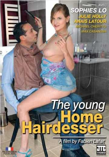 Постер The young home hairdresser (2019)