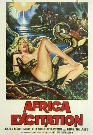 Эротика в джунглях / Jungle Erotic (1970)