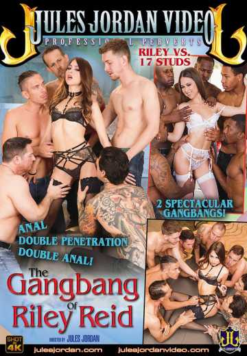 Групповуха с Riley Reid / The Gangbang of Riley Reid (2017)