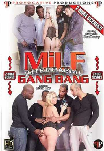 Milf Interracial Gang Bang (2018)