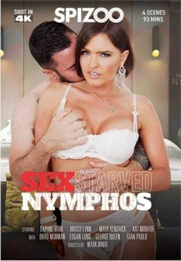 Изголодавшиеся По Сексу Нимфоманки / Sex Starved Nymphos (2020)