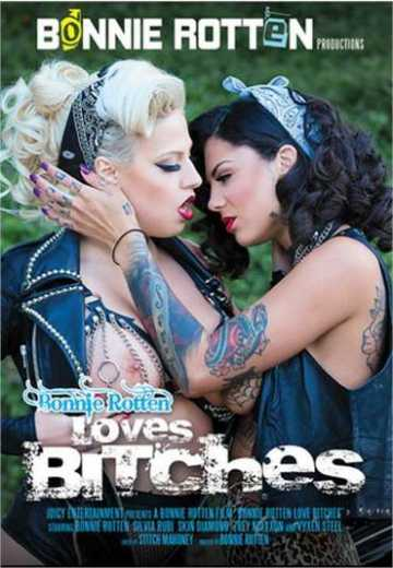 Бонни Роттен Любит Сучек / Bonnie Rotten Loves Bitches (2016)
