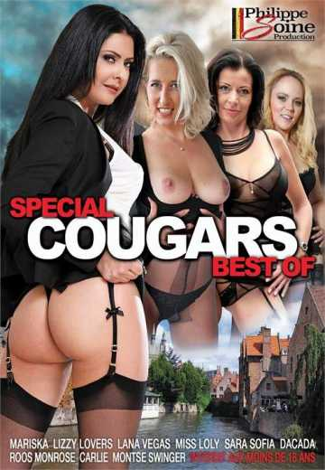 Best of Special Cougars / Special Cougars Best Of (2017)