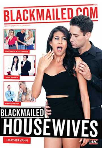 Постер Blackmailed Housewives (2017)