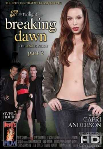 Сумерки Сага Рассвет: XXX Пародия 2 / This Isn't The Twilight Saga: Breaking Dawn - The XXX Parody 2 (2012)