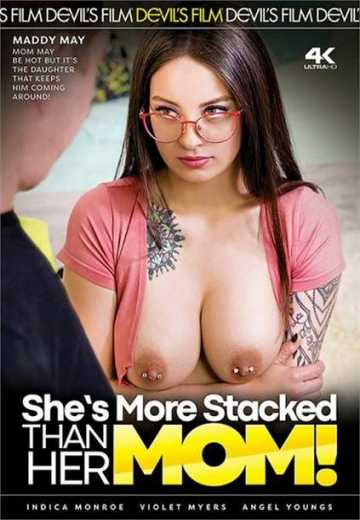 Она более полненькая чем её мама / She's More Stacked Than Her Mom! (2021)
